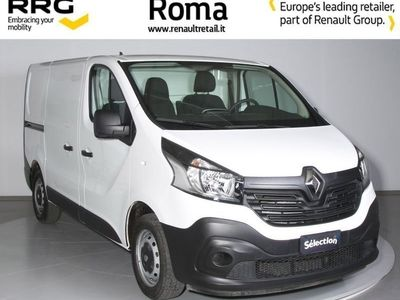 brugt Renault Trafic T27 1.6 dCi 125CV S&S PC-TN Furgone
