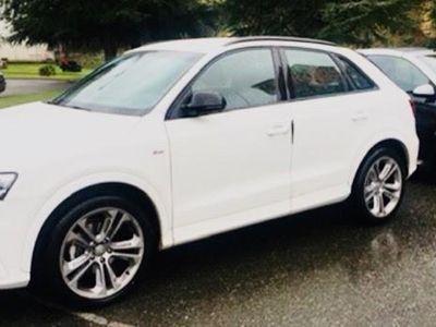 usata Audi Q3 S-Line Black Edition