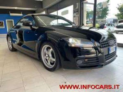 usata Audi TT Coupé 1.8 TFSI S-LINE Benzina