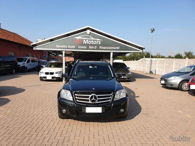 usata Mercedes GLK220 cdi bluefficency 170 cv 4matic