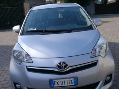brugt Toyota Verso-S - 2011