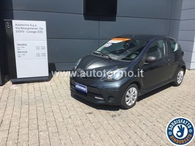 used Toyota Aygo AYGO1.0 Lounge connect 3p