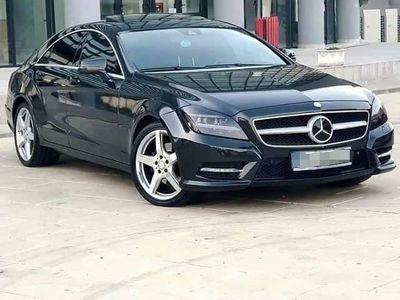usata Mercedes CLS350 CDI BlueEFFICIENCY 4Matic