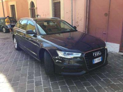 usata Audi A6 Avant 2.0 TDI 190 CV ultra S tronic