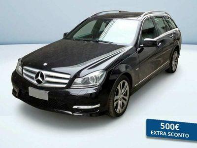 usata Mercedes 250 CLASSE C SW C SWcdi (BE) Avantgarde 4matic auto