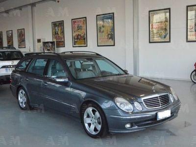 usata Mercedes 280 Classe E Station WagonCDI cat EVO Avantgarde del 2006 usata a Buttapietra