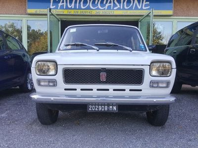usata Fiat 127 BERLINA 1° SERIE COMPLETAMENTE RESTAURA
