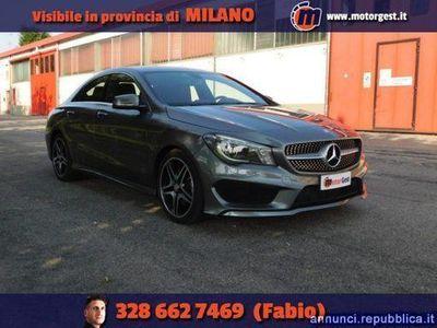 usata Mercedes CL220 CDI Automatic Premium Milano
