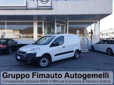 usata Peugeot Partner Tepee BlueHDi 100