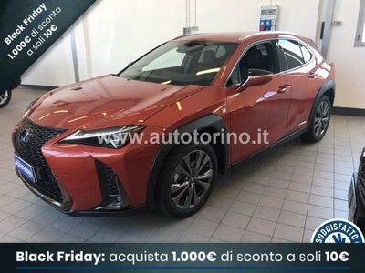 usata Lexus UX UX250H 2.0H ECVT FSPO MY19 2WD