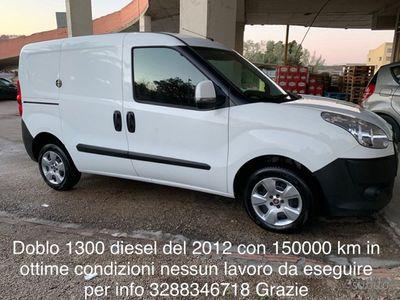 käytetty Fiat Doblò Doblo1.3 MJT PC-TN Cargo Lamierato
