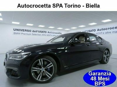 usata BMW 750 d xDrive M-Sport Executive Drive Pro 400