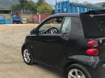 usata Smart ForTwo Cabrio cdi pulse dpf