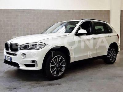 usata BMW X5 xdrive30d Business 258cv auto