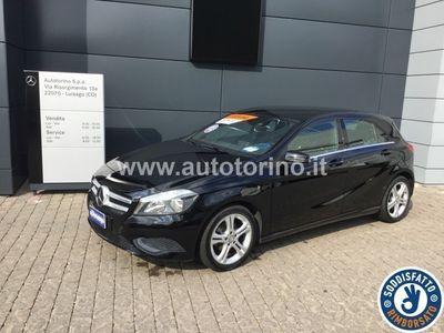 usata Mercedes A180 CLASSE Acdi (BE) Sport
