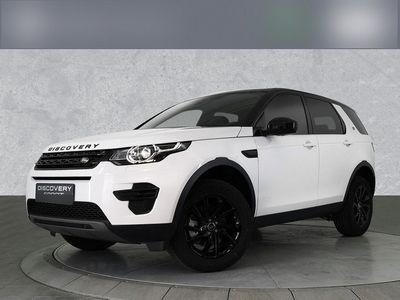 usata Land Rover Discovery Sport Td4 Aut. Se Black Edition