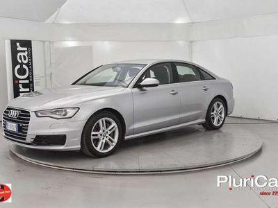 """usata Audi A6 3.0 TDI 218cv quattro auto Navi Pelle Xeno 18"""" EURO6 3.0 TDI 218cv quattro auto Navi Pelle Xeno 18"""" EURO6"""