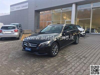 usata Mercedes C200 C SW 200 d Sport (BT) auto