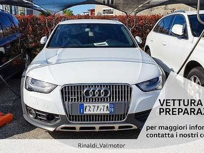 usata Audi A4 Allroad 2.0 TDI 190 CV cl.d. S.tr. Business Plus