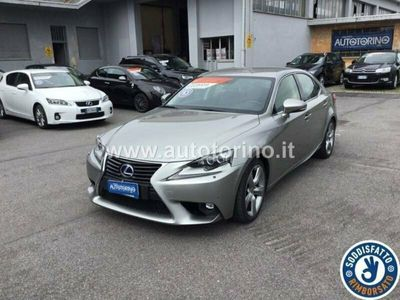 usata Lexus IS300 300h 2.5 Luxury cvt