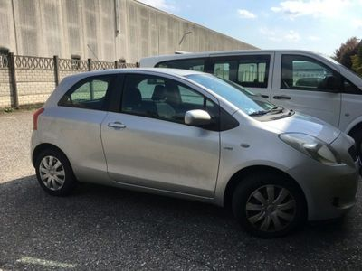 used Toyota Yaris 1.4 D-4D 3 porte M-MT Sol