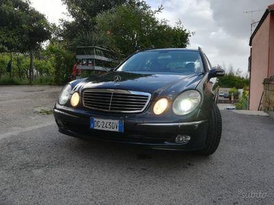 gebraucht Mercedes E270 Classeavantgarde