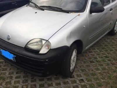 usata Fiat Seicento 1.1i cat S impianto GPL