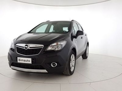 gebraucht Opel Mokka 1.7 CDTI Ecotec 130CV 4x2 Start&Stop Ego