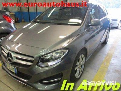 używany Mercedes B200 cdi automatic sport *navi,tetto apribile* diesel