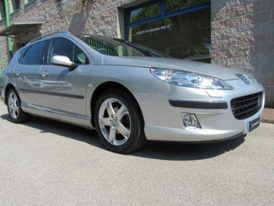 usado Peugeot 407 2.0 HDi SW FARI XENO CLIMATRONIC UNIPROPRIETARIO!