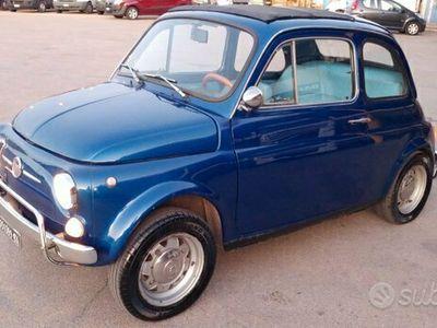usata Fiat 500L Luxury 500 Tetto apribile