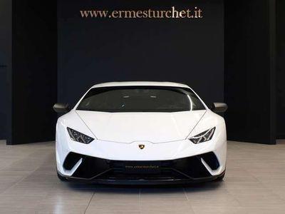 usata Lamborghini Huracán 5.2 V10 Performante Coupé Italiana - NUOVA -