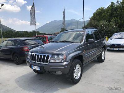 brugt Jeep Cherokee 2.8 CRD -AUTOM. - KM CERTIFICATI-