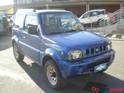 käytetty Suzuki Jimny 1.3i 16v cat 4wd jlx benzina