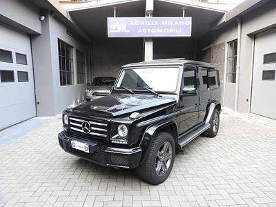 usata Mercedes G350 G 350d S.W. Lunga G TETTO+CERCHI AMG E6