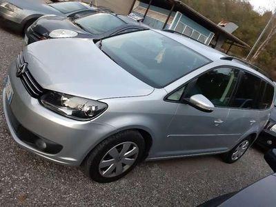 usata VW Touran 1.6 TDI DSG 7 posti euro 5