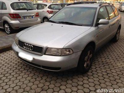 usata Audi A4 Avant 1.8 turbo cat