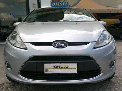usata Ford Fiesta 1.4 70cv TDCI 5Pt. Titanium