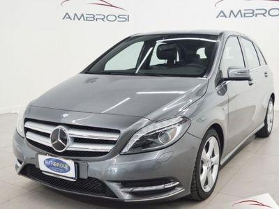usata Mercedes B200 Cdi Premium AUT