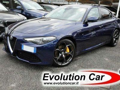 """usata Alfa Romeo Giulia 2.2 TD 210 AT8 AWD Q4 VELOCE 19"""" GARANZIA 24 MESI"""