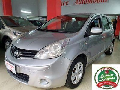 usata Nissan Note 1.4 GPL Eco ACENTA Full Option 2010