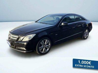 usata Mercedes 220 CLASSE E COUPÉ E Coupecdi BE Executive