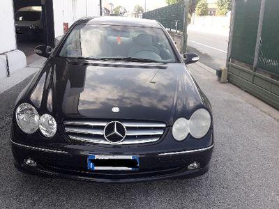 usata Mercedes CLK270 cdi 170 cv coupe' 8 gomme