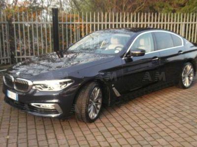 usata BMW 530 Serie 5 e Lux