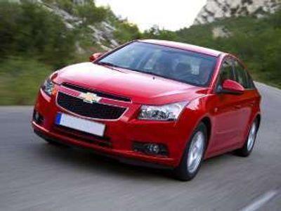 usata Chevrolet Cruze 1.6 4 porte LT KM 38.000!!!