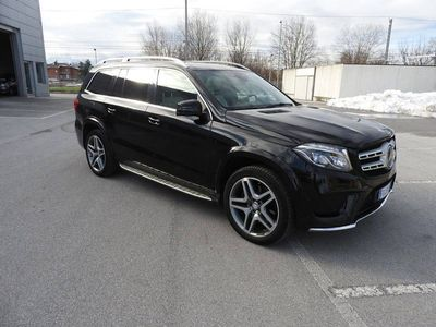 usata Mercedes GLS350 -D - 4 MATIC PREMIUM PLUS
