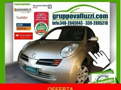 usata Nissan Micra usata del 2005 a Potenza, Km 175.214