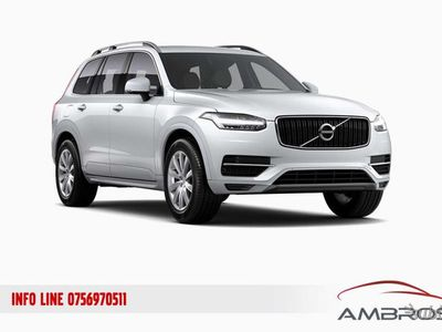 brugt Volvo XC90 Momentum D5 AWD Geatronic 7 po