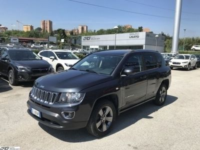 used Jeep Compass 2.2 CRD North