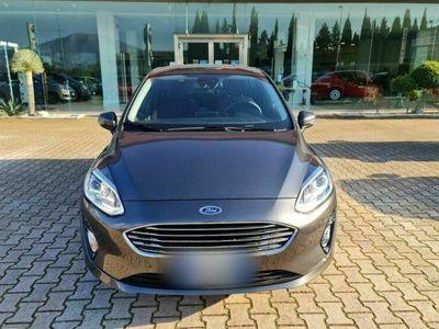 usata Ford Fiesta 1.5 Ecoblue Titanium 85cv